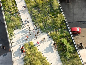 2013-3 High Line top view